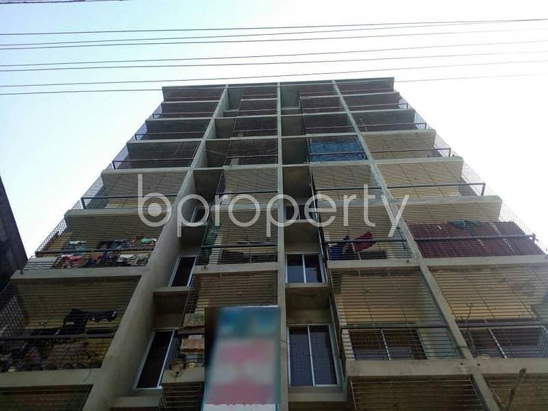 1162 SQ Ft apartment is ready for sale at Race Course, near Cumilla Markaj Mosjid
