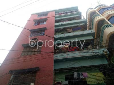 Apartment for Rent in Mirpur, Dhaka - Set up your new office in the location of Mirpur nearby Sareng Bari Jame Masjid as a 600 Sq. Ft. is prepared to be rented.