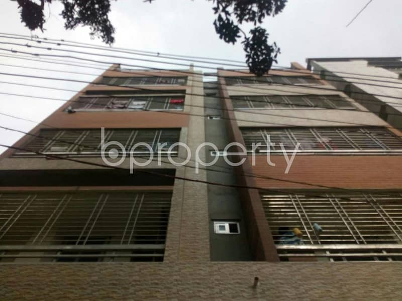 Near Central Mosque 800 SQ FT flat for rent in Cumilla