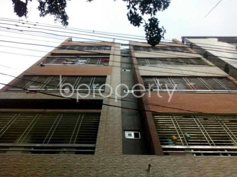 At Cumilla 800 Square feet flat for Rent close to Central Mosque