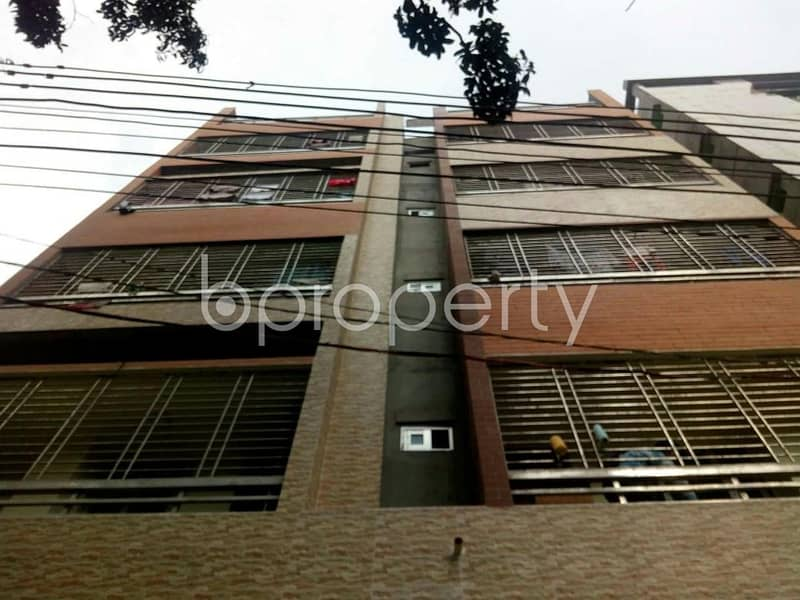 Near Central Mosque 1050 SQ FT flat for rent in Cumilla
