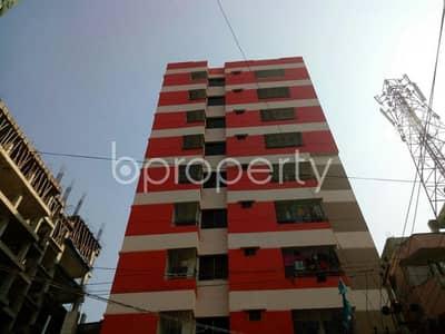 Check this 900 sq ft, apartment for sale at thakur para nearby madina masjid