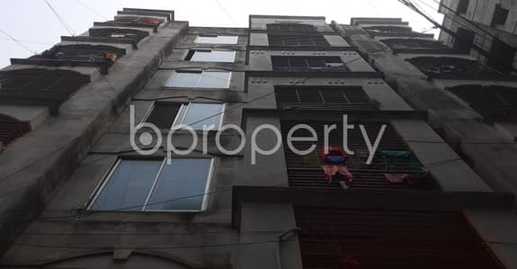 3 Bedroom Apartment for Sale in Banasree, Dhaka - This 1300 Sq. Ft. Flat Is Up For Sale Near Cosmo School & College In Banasree.
