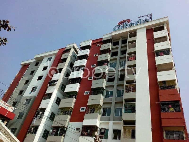 At Halishahar 1100 Sq Ft Nice Flat Up For Sale Near Eden Garden Community Centre
