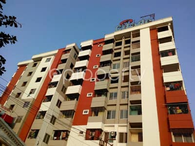1100 Sq Ft Nice Flat In Halishahar Is Now For Sale Nearby Sonali Bank Limited
