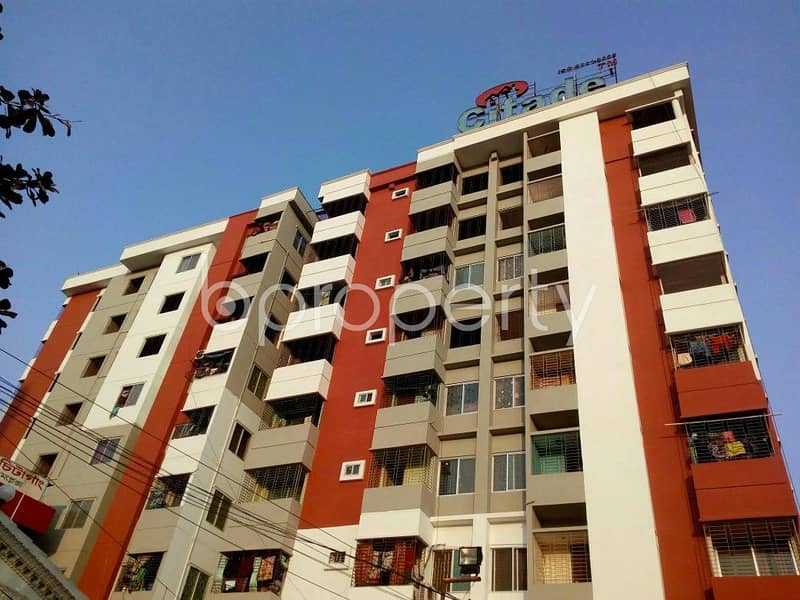 1155 SQ FT flat near Halishahar Jame Masjid for Sale in Halishahar