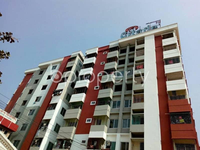 1164 SQ FT flat for sale in Halishahar close to Halishahar Jame Masjid
