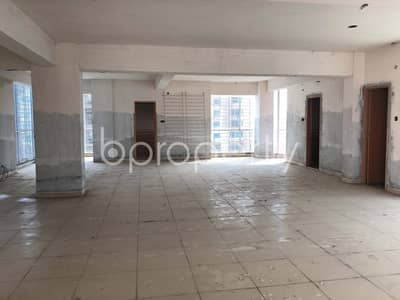 Floor for Sale in Bashundhara R-A, Dhaka - 4025 Sq Ft Commercial Space Is Available For Sale In Bashundhara R-a
