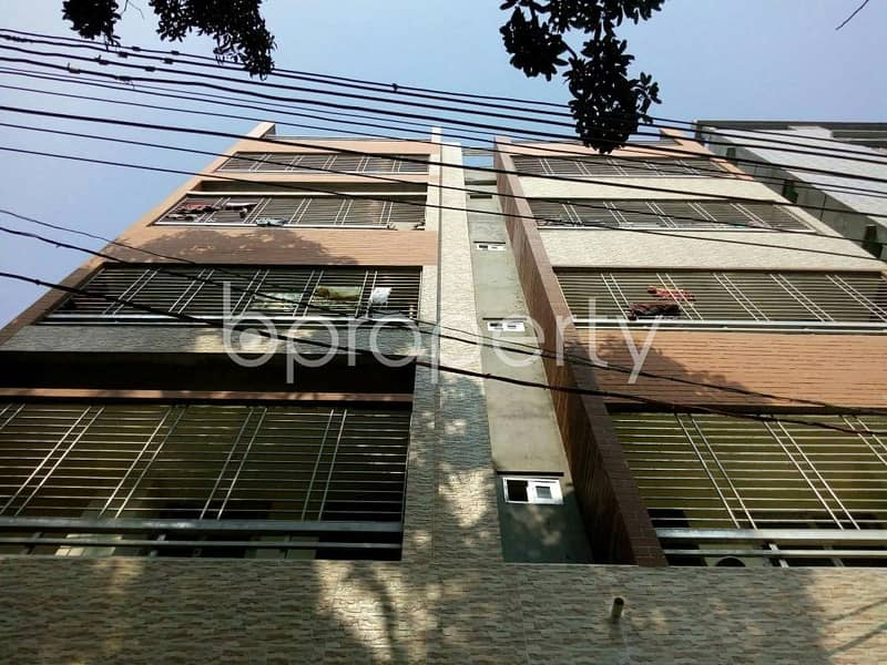Check this 850 SQ FT, apartment ready for rent at Cumilla nearby Cumilla Victoria Government College