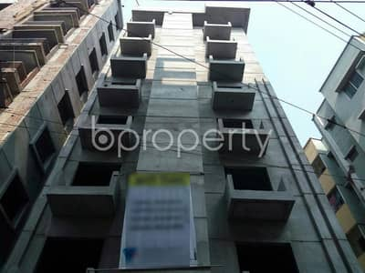 A 1206 SQ Ft apartment for sale is all set for you in Adabor near Baitul Aman Housing Society Jame Mosque