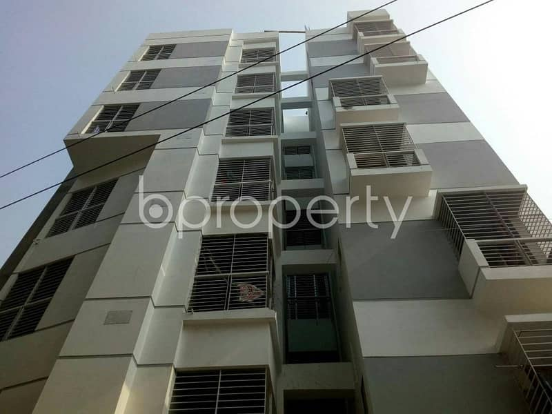 A 774 SQ Ft, ready flat is up for sale at Dakshin Khan nearby Mollartek Udayan School And College.