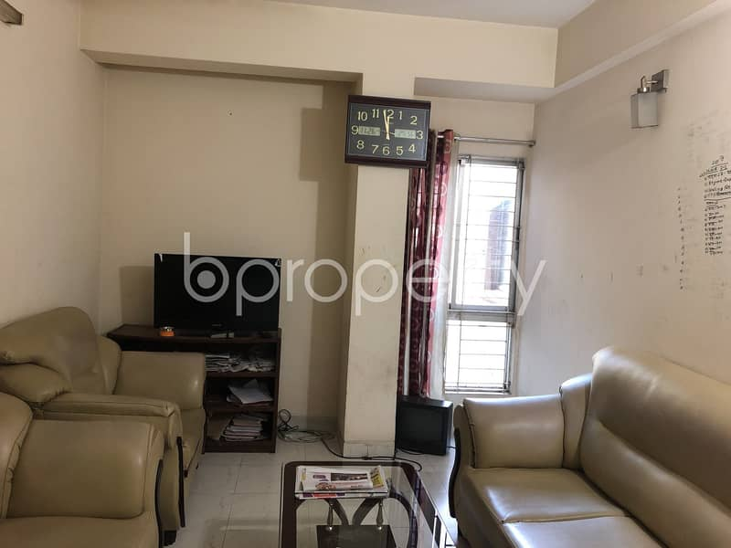 Visit This Apartment For Sale In Maghbazar Near Shahnuri Model Girls High School