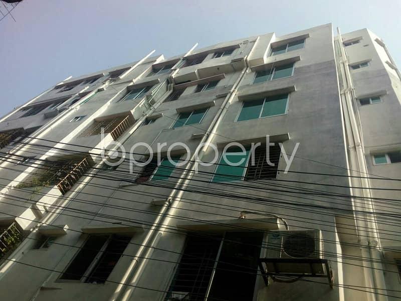 At South Khulshi 2 Bedrooms Nice Flat Up For Rent Near Port City International University