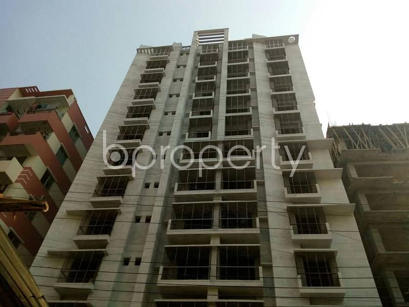 Check this 1335 SQ FT apartment up for sale at Jhautola very near to Eastern Bank Limited