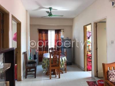 Apartment For Sale In Turag, Near Bamnartek Baitul Aman Jame Masjid