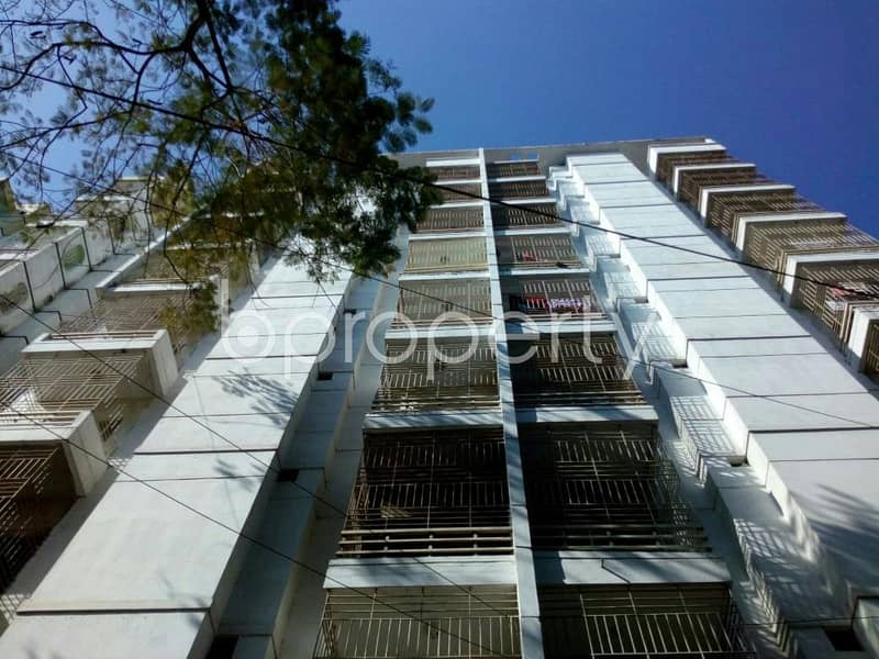 Situated in Thakur Para, near Cumilla Education Board, a 1300 SQ FT apartment is up for rent