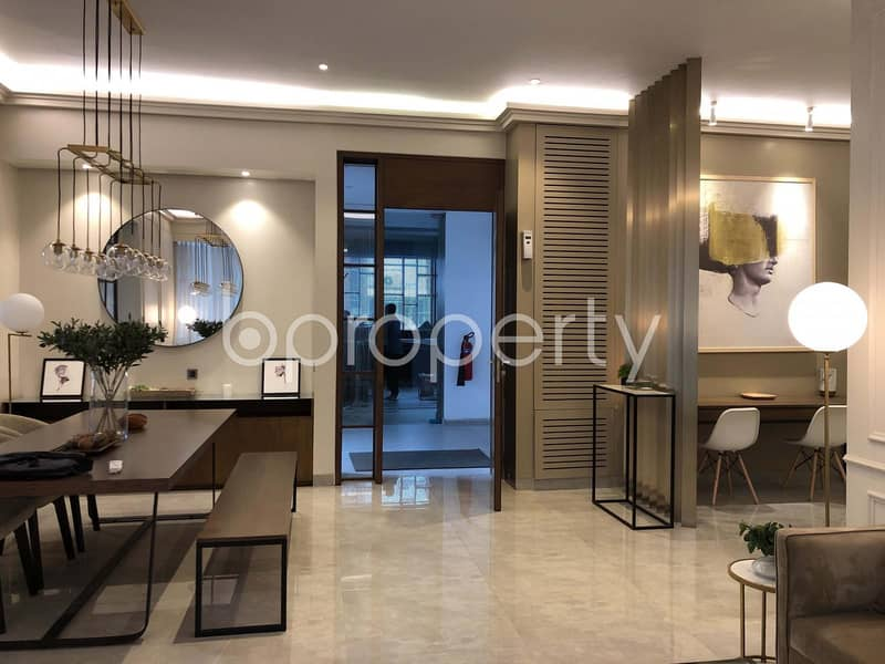 A Residential Building Is Available For Rent In Gulshan 1, Nearby Gulshan 1 DCC Market