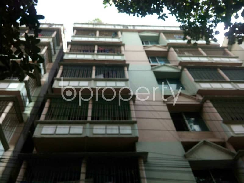 Close to Sugandha Masjid, a 1050 SQ FT apartment is available for rent in Panchlaish