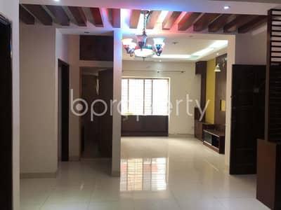 Charming Apartment Is Up For Sale In Uttara Near Hajrat Khadiza (rah. ) Jame Masjid