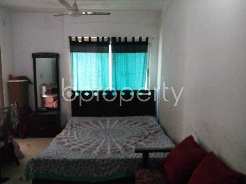 Well Planned Flat For Sale In Mohammadpur Near Baitul Kuddus Jame Masjid