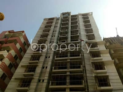 Move In And Inhabit This 1250 Sq Ft Properly Constructed Flat For Sale In Jhautola Near Robi Sheba