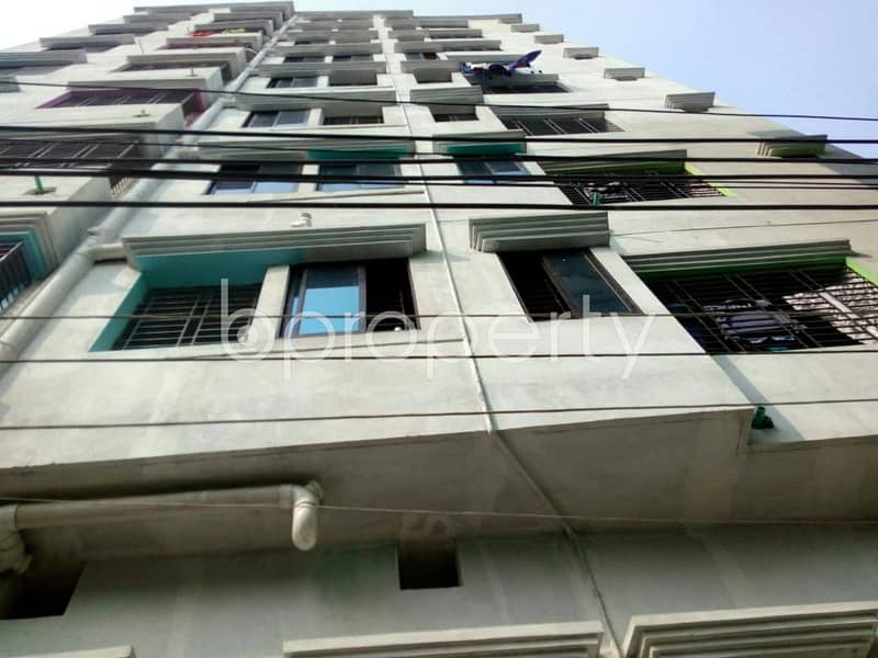 Check this 700 SQ FT apartment up for sale at Shiddhirganj very near to Mizmizi Painadi Rakmot Ali High School