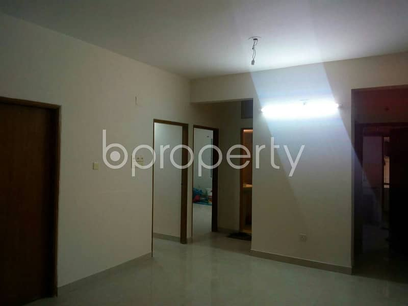 2000 Sq Ft Flat Is Up For Sale In Bashundhara Near To Apollo Hospitals Dhaka