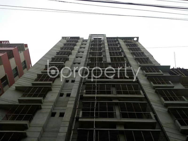 In the location of Jhautola a 1250 SQ Ft apartment for sale near to Eastern Bank Limited