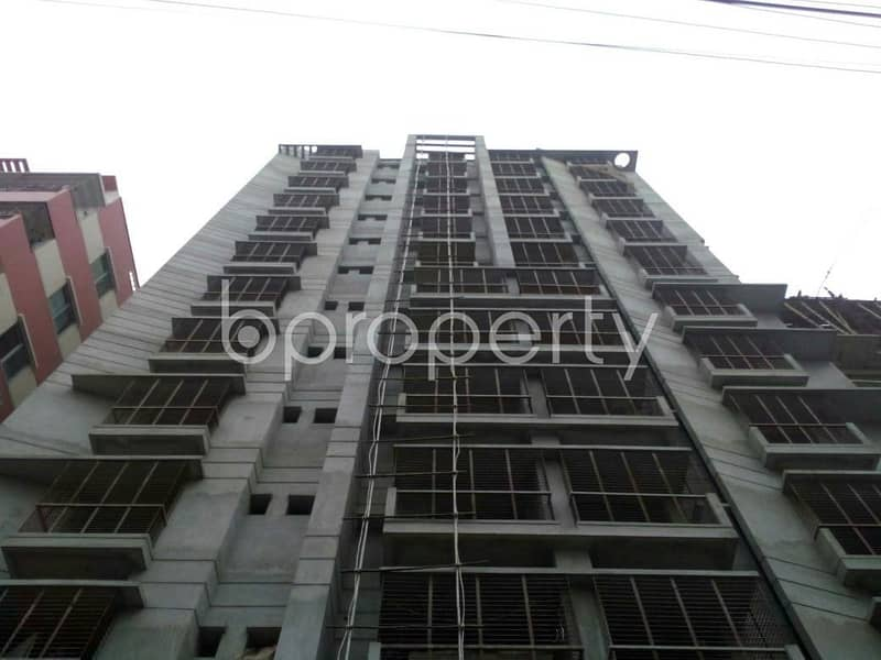 In the location of Jhautola, very close to Eastern Bank Limited is up for sale covering an area of 1250 SQ FT