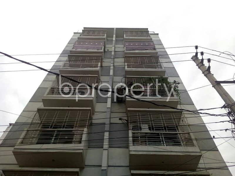 720 Sq Ft Flat For Sale In Badda Close To Badda Post Office