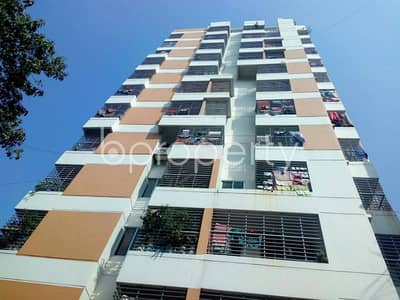 1066 SQ Ft apartment for sale is all set for you to settle in Chatogram close to Kalurghat BSCIC Industrial Area.