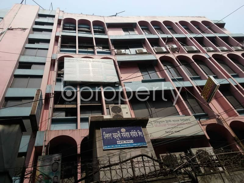 Use This 2500 Sq Ft Rental Property as Your Office, Located At Mirpur nearby Senpara Jame Masjid