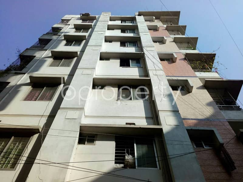 At Kathalbagan 700 Square feet flat for Rent close to Kathalbagan Bazar
