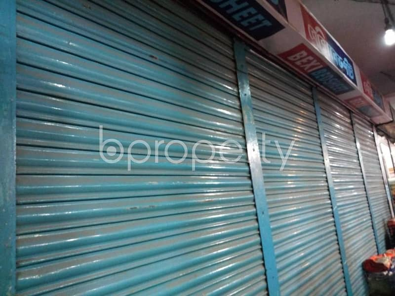240 Sq. Ft. Lucrative Business Space Up For Rent In Sadarghat Near Dutch-bangla Bank Limited