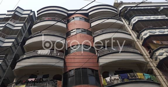 5 Bedroom Duplex for Rent in Nikunja, Dhaka - See This Duplex Apartment Which Is Up For Rent In Nikunja 2 Near Baitul Mahfuz Jame Masjid