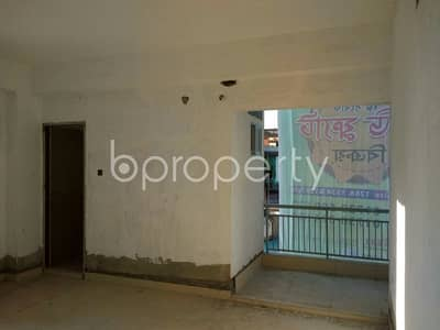 An Apartment Which Is Up For Sale At South Agrabad Near To Agrabad Public School .