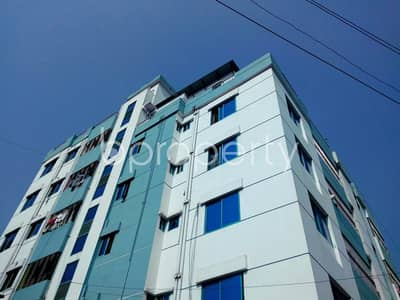 2 Bedroom Flat for Rent in East Nasirabad, Chattogram - For Rental Purpose 850 Sq Ft Nice Flat Is Now Up For Rent In Nasirabad C And B Colony Close To Mutual Trust Bank Limited