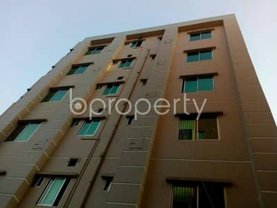3 Bedroom Flat for Rent in 10 No. North Kattali Ward, Chattogram - A Nice Residential Flat Of 3 Bedrooms For Rent Can Be Found In North Kattali Nearby Baitul Moqaddas Jame Masjid