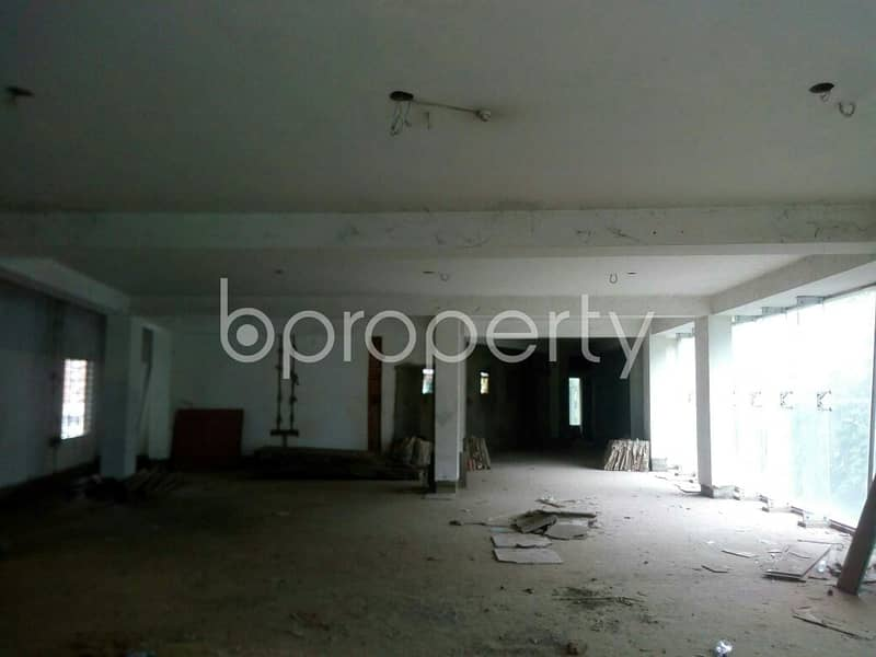 A Commercial Space Is Available For Sale In O. r. Nizam Road Near Asian University For Women