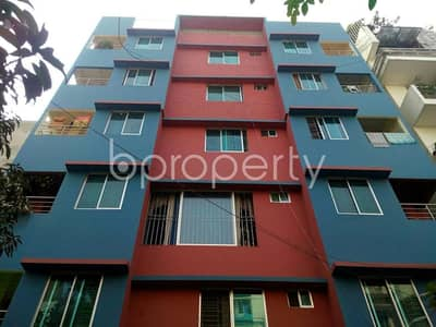 Visit this apartment for sale of 1160 SQ FT in Chandgaon Ward near Kalurghat BSCIC Industrial Area