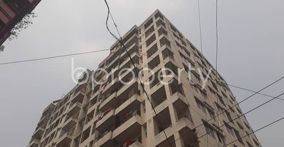 3 Bedroom Flat for Rent in Rampura, Dhaka - Check This 1250 Sq. Ft Apartment Up For Rent At East Rampura Near Mohammadia Darul Ulum Madrasah and Orphanage.