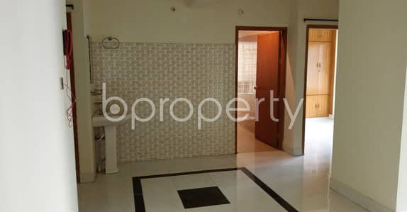 3 Bedroom Apartment for Sale in 7 No. West Sholoshohor Ward, Chattogram - A 1404 Sq Ft Flat Available for Sale In Sholoshohor Near To Sholoshohor Jame Masjid