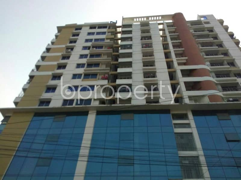 A 1427 SQ Ft, flat at Narayanganj near Dutch Bangla Bank Limited ATM booth is open for sale.