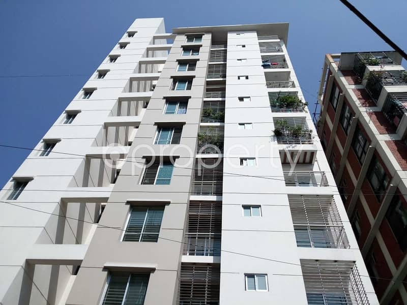 At Firingee Bazaar 1350 Square feet flat for sale close to Rupali Bank