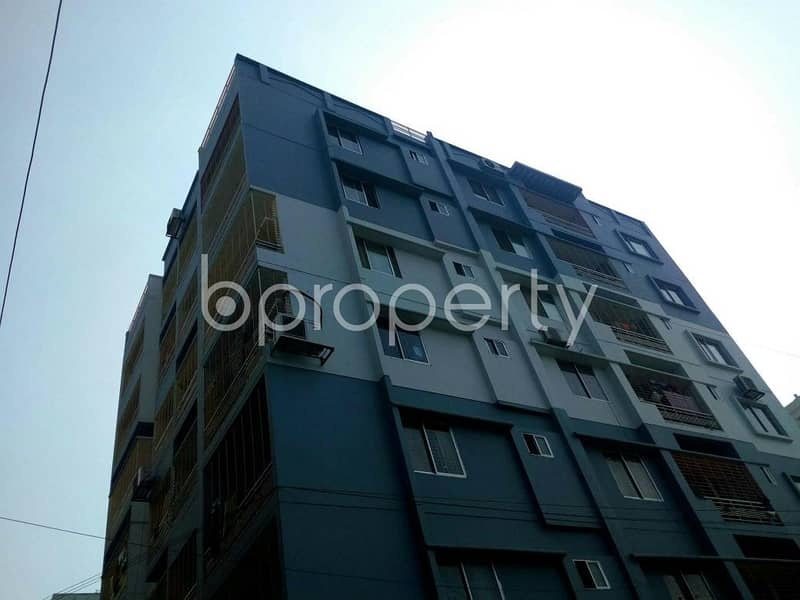 Check this 1820 SQ FT, flat for sale in South Khulsi near Port City International University