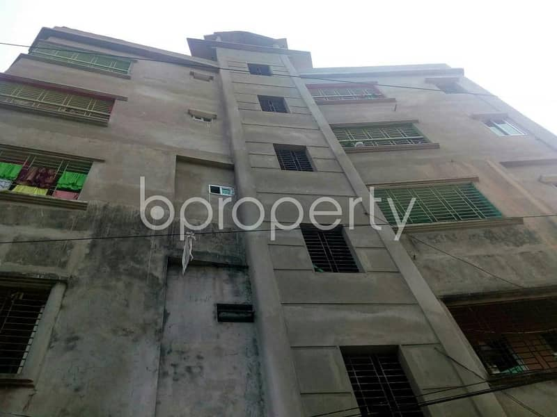A 750 Sq Ft, Apartment Is Ready For Rent At Chatogram Neighboring Kalurghat Bscic Industrial Area