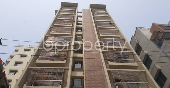 2 Bedroom Apartment for Rent in Mohammadpur, Dhaka - Create Your New Home In A 1300 Sq Ft Nice Flat For Rent In Mohammadpur, Near Pc Culture Housing Society Jam-e-masjid