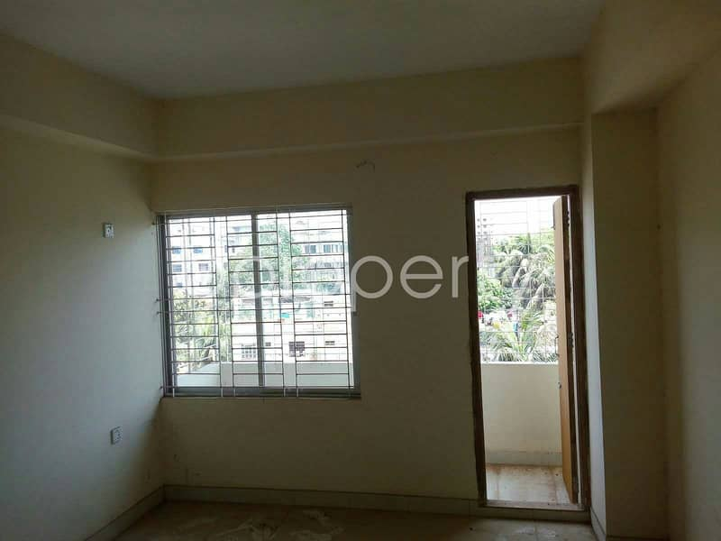 Apartment For Sale In Halishahar, Near Halishahar Jame Mosjid