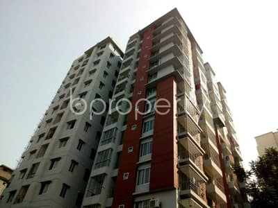 3 Bedroom Flat for Sale in Kalabagan, Dhaka - Beautiful and well-constructed 1290 SQ Ft apartment is for Sale at Kalabagan, near National Liver Foundation of Bangladesh