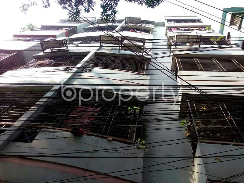 Close To State University Of Bangladesh, A 850 Sq Ft Apartment Is Available For Sale In Kalabagan